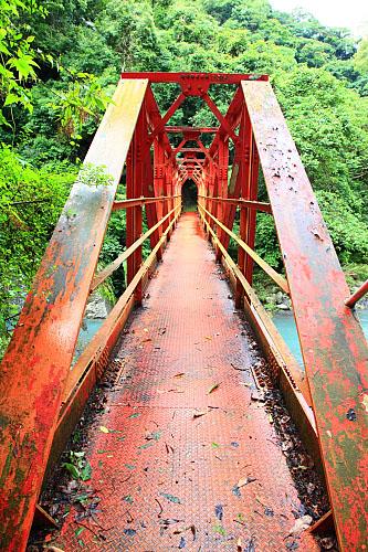 2Z30小烏來風景特定區-鐵橋