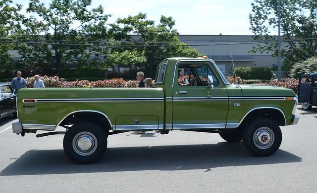 1974 ford f 250 ranger 4x4 pickup truck flickr photo. Black Bedroom Furniture Sets. Home Design Ideas