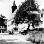 Struden 59. Kirche mit Turm