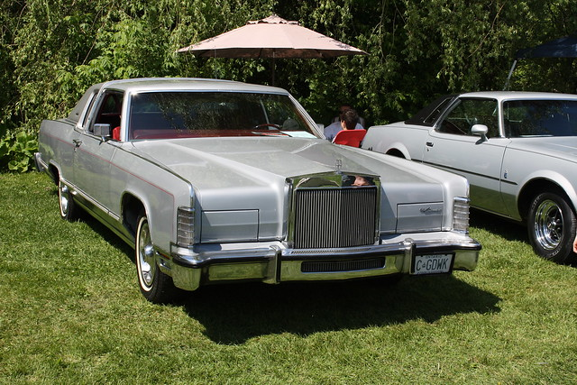 1978 lincoln continental town coupe 2 door flickr photo sharing. Black Bedroom Furniture Sets. Home Design Ideas