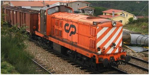 Mangualde  CP 1450 - 6 Novembro 2003