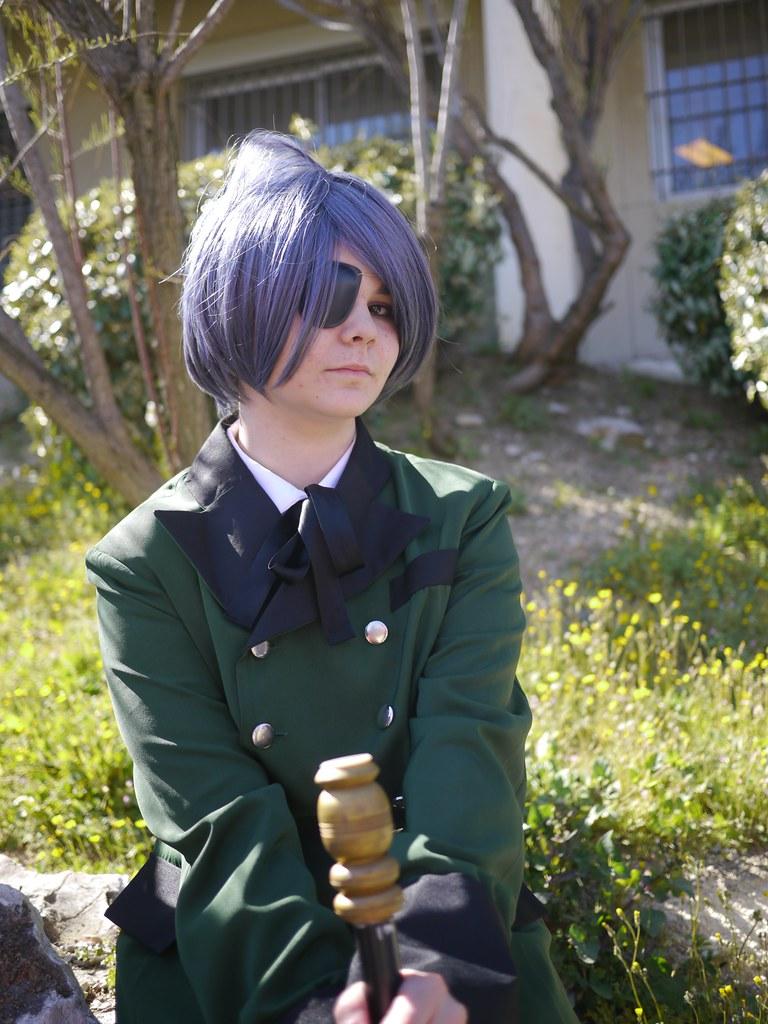 related image - Festival BD de Luminy - Aoi Sora Cosplay - 02 avril 2011 - Luminy - P1070298