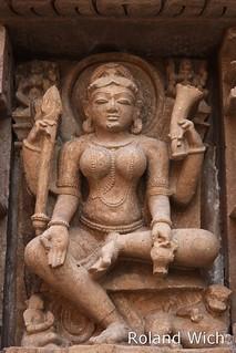 Khajuraho - Temple Figure