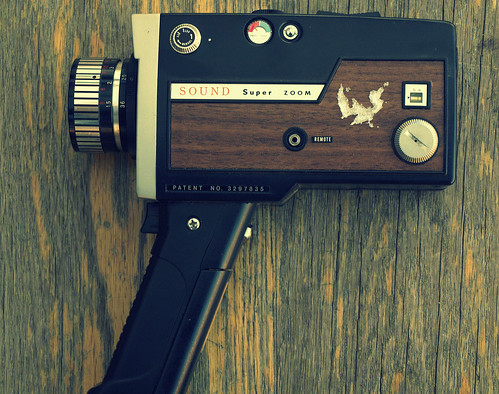 Sound Super Zoom - Super 8 Camera