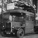 London transport 725J  (ex STL186)  Tower wagon
