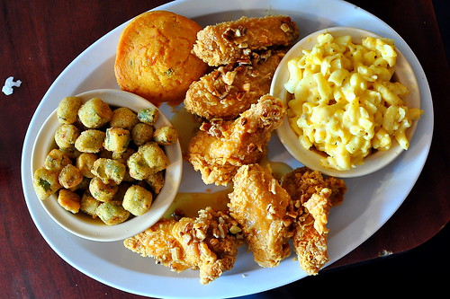 Bonnie jean 39 s soul food cafe gastronomy for American food cuisine