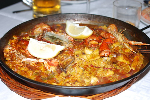 Barcelona Cuisine Catalonia Spain