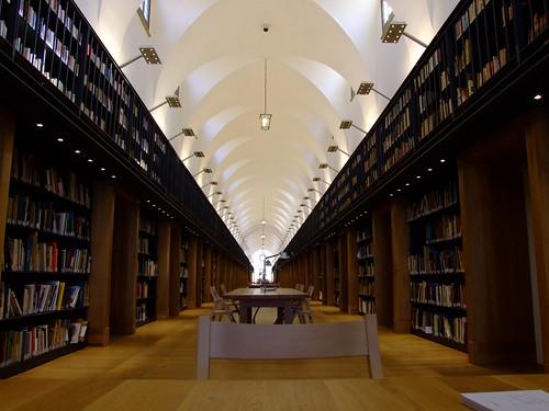 Venezia Library Fondazione Cini
