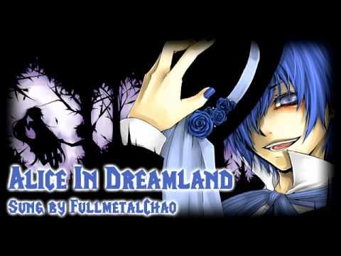 alice in dreamland kaito and miku