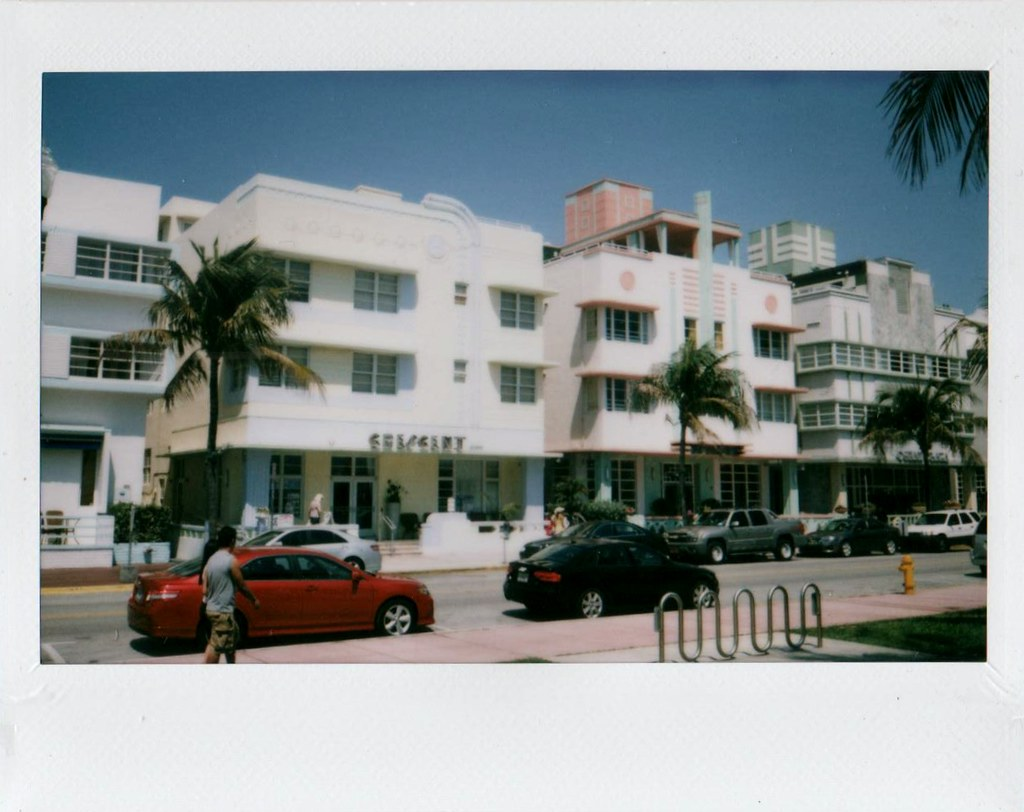 Art Deco hotels On South Beach
