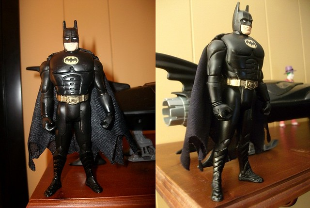 Batman Returns custom kenner figure