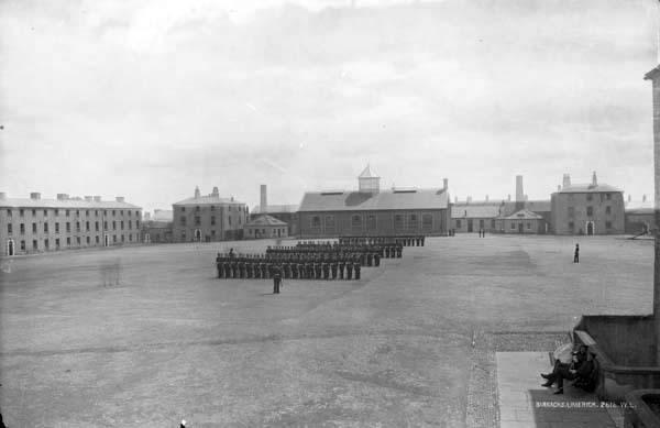 Military Barracks, Limerick