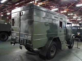 1943 Chevrolet CMP Blitz truck