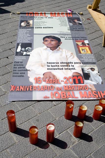 D a internacional contra la esclavitud infantil 20 - Tapiceros valladolid ...