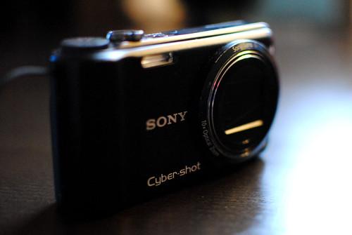 Sony CyberShot H55