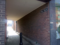 Star Inn site of