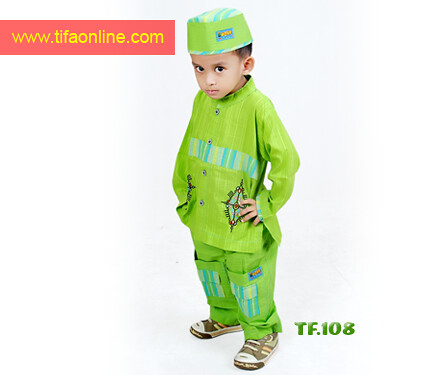 baju-muslim-anak-laki-laki, grosiran-pakaian-anak, baju