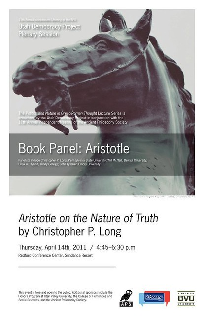 aristotles view on the nature of The key role of slavery in aristotle's magisterial exposition of natural right is  this  charge of indefensibility, other than to account for aristotle's position as a.