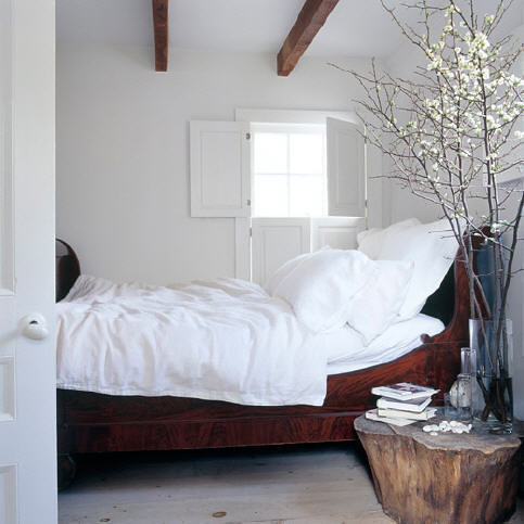 Tricia Foley White Rustic Bedroom Flickr Photo Sharing