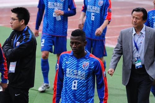 AFC Champions League Shanghai Shenhua vs Kashima Antlers