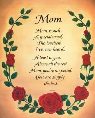 Short Mothers Day Poems Quotes Cards From Kids And Daughte Flickr