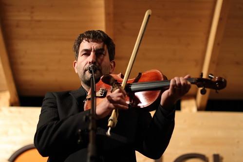 Zuboly concert in Kobuci garden