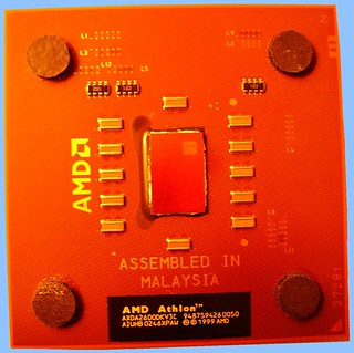 Processeur AMD Athlon XP 2600+