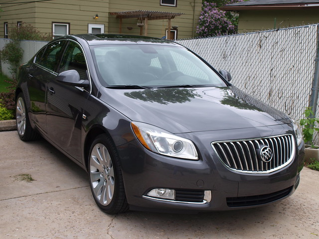 2011 Buick Regal CXL Turbo 2