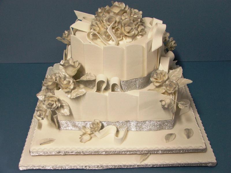Elaborate Wedding Cake