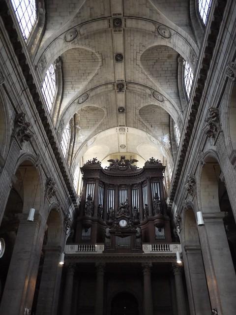 Saint-Sulpice organ