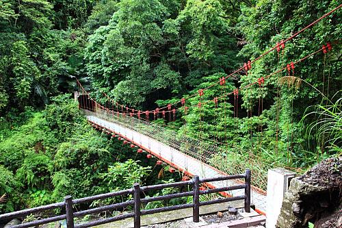 2Z37小烏來風景特定區-和平橋
