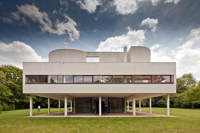 Modernist architecture observing le corbusier for Architecture le corbusier