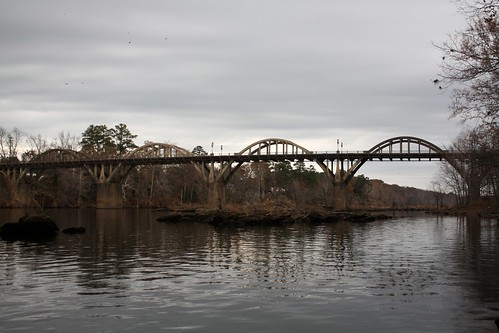 alabama archbridge wetumpka historicbridge elmorecounty coosariver rainbowarch concretearch bibbgravesbridge througharchbridge alabamaregisteroflandmarksandheritage al111 concretethrougharchbridge