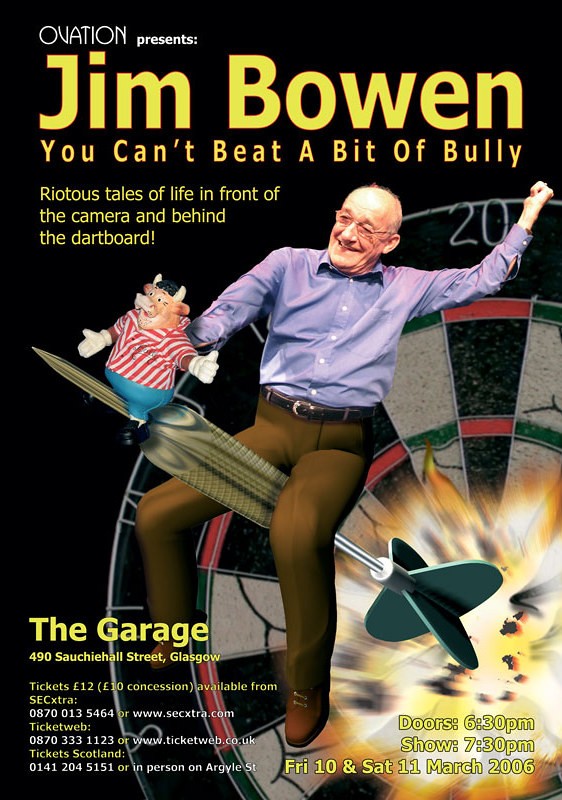 Jim Bowen: You Can't Beat A Bit Of Bully