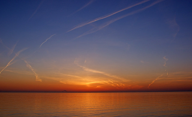sunset_22mrt_markermeer_richting_amsterdam_4