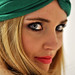 Turban, in Barcelona for Mango photoshoot