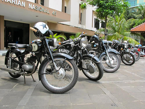 Motor Antique Club Indonesia _12