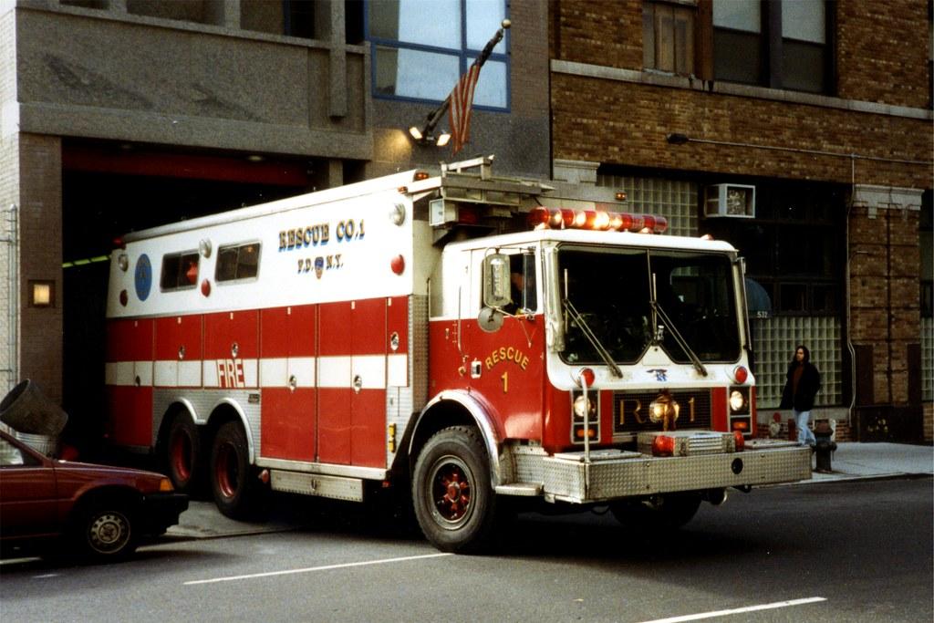 FDNY. Rescue 1