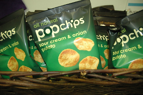 Artexpo Sponsor Pop Chips