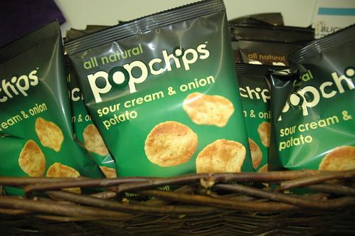 Artexpo Sponsor Pop Chips