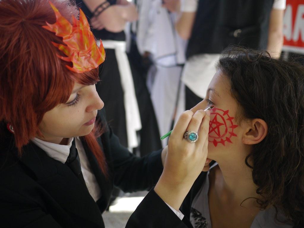 related image - Festival BD de Luminy - Aoi Sora Cosplay - 02 avril 2011 - Luminy - P1070405