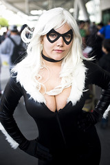 Wondercon '11 – Black Cat