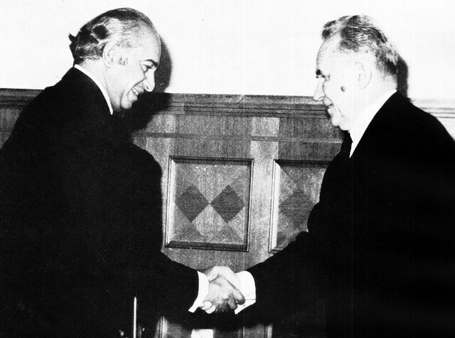 ZAB with Alexei Kosygin