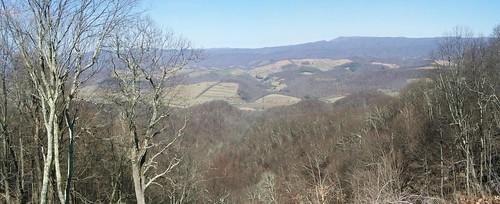 landscape virginia walkermountain smythcounty