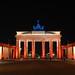 Brandenburger Tor FESTIVAL OF LIGHTS 2005