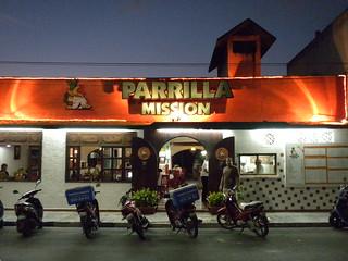La Parrilla Mission - Cozumel