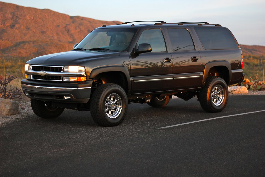 2005 chevy suburban 2500 4x4 suv for sale. Black Bedroom Furniture Sets. Home Design Ideas