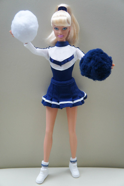 Toys For Cheerleaders : A d e z g