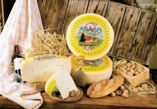 Il formaggio dop asiago protagonista di un tour for Spa ad asiago