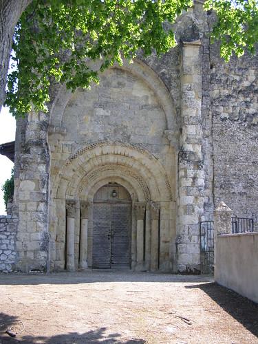 Argenton - L'Eglise St Etienne 01